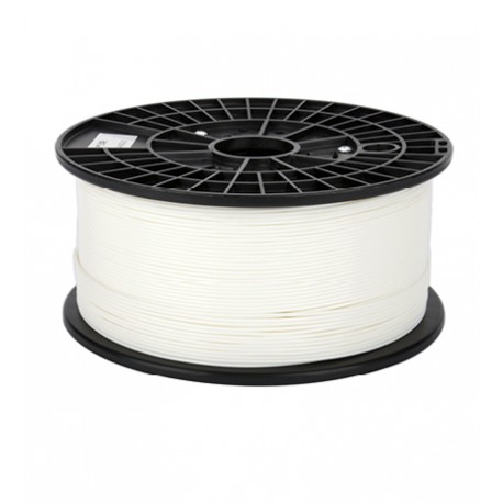 3D-GOLD Filamento ABS 1.75mm 1 Kg Blanco
